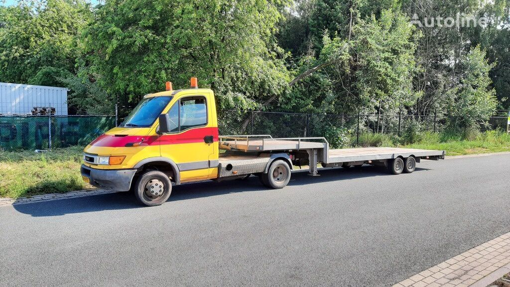 VELDHUIZEN P29-2 low bed semi-trailer