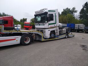 new WOLF Wolf A1-22 low bed semi-trailer