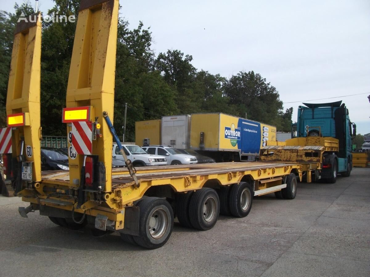 ACTM S71415 low bed semi-trailer