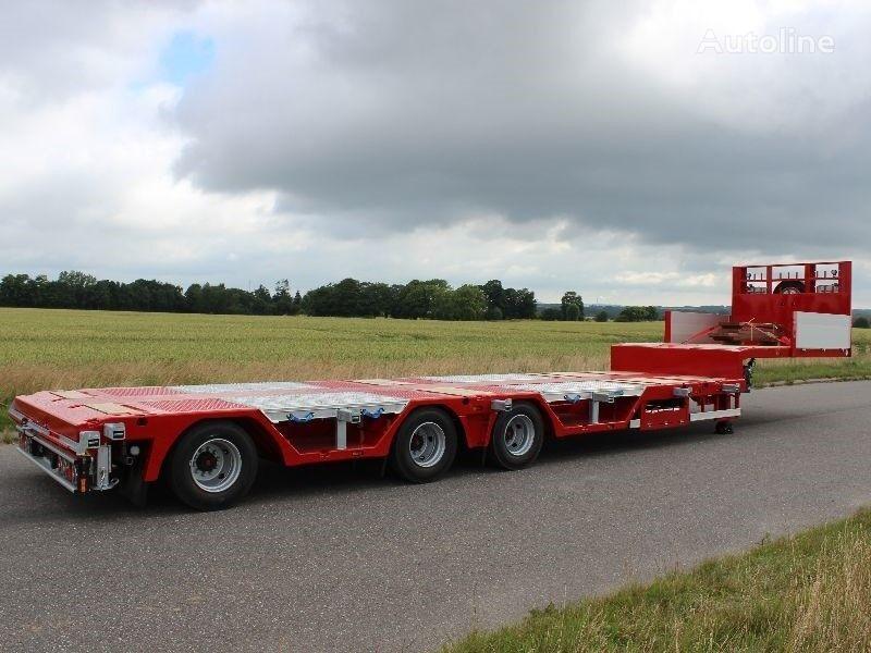 new AMT Trailer UN300 low bed semi-trailer