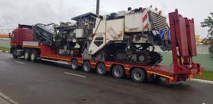 new APS 554450 low bed semi-trailer