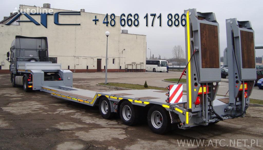 new ATC ANN low bed semi-trailer
