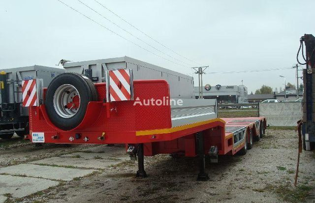new ATC ANN 4 low bed semi-trailer