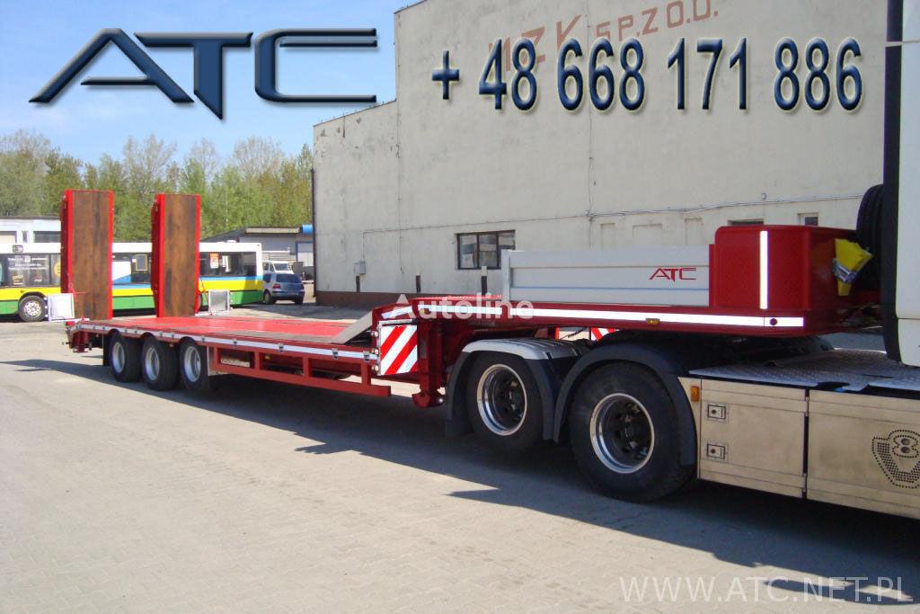 new ATC ANN3 low bed semi-trailer