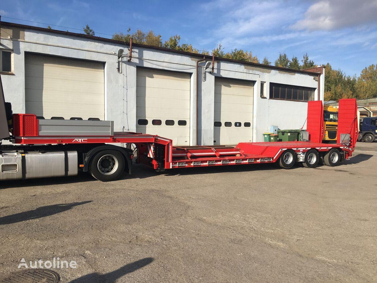 new ATC ANN3/RZN low bed semi-trailer
