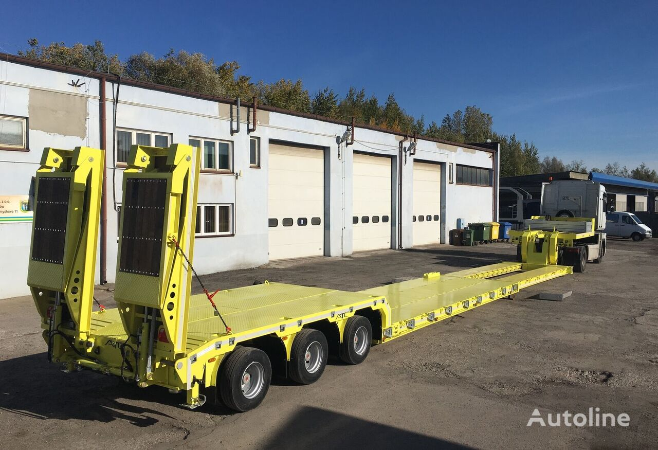 new ATC ANN3/TF  low bed semi-trailer