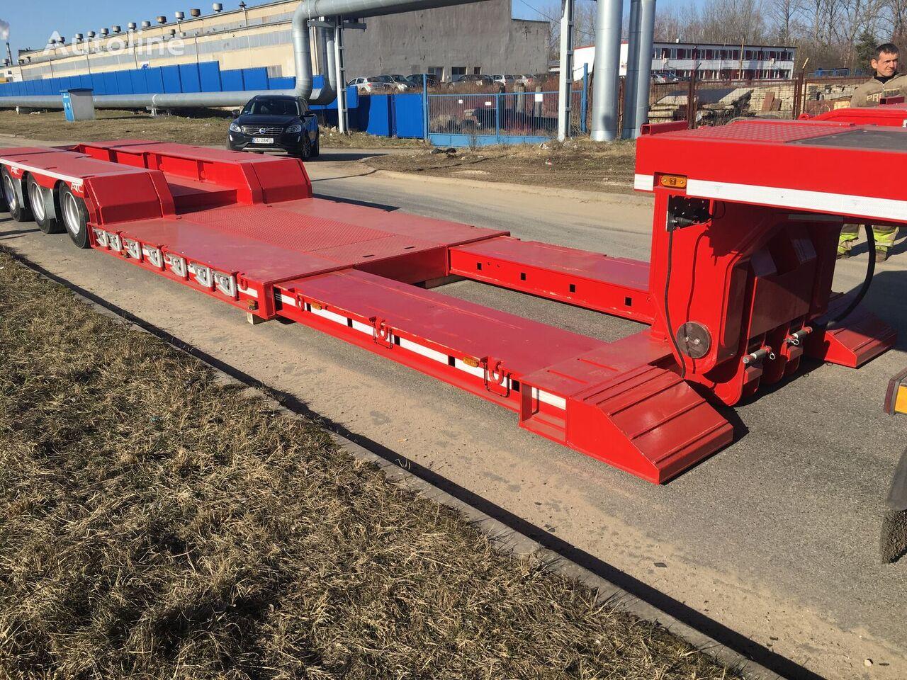 new ATC Naczepa niskopodwoziowa Tief Bett low bed semi-trailer
