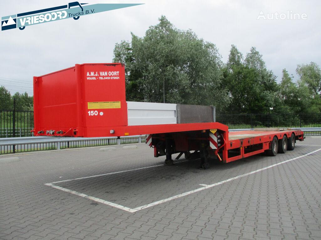 BROSHUIS 31N5-EU Uitschuifbaar low bed semi-trailer
