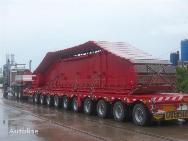 BROSHUIS Broshuis 10 Axle low bed semi-trailer