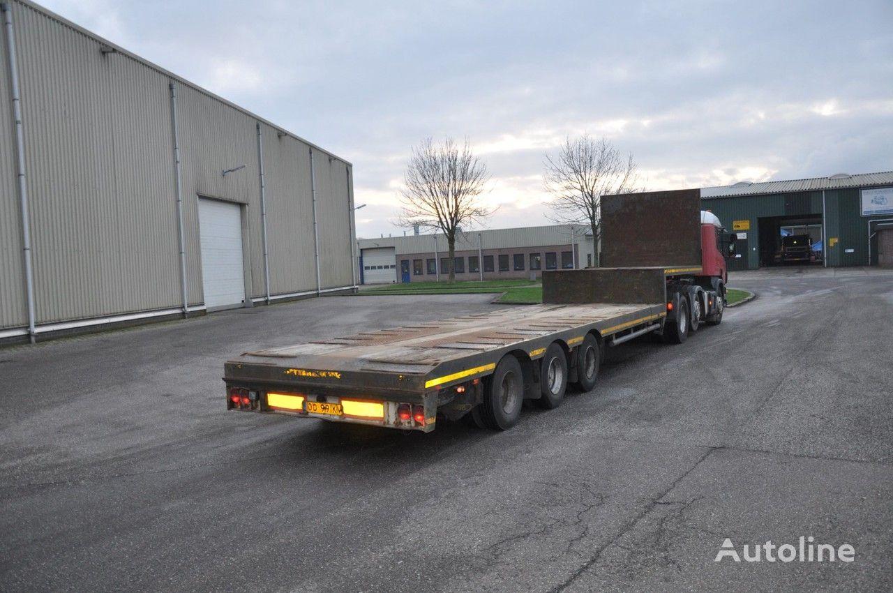 BROSHUIS E 2190 27 low bed semi-trailer