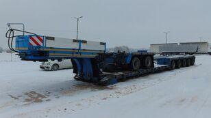 BROSHUIS NS-600 low bed semi-trailer