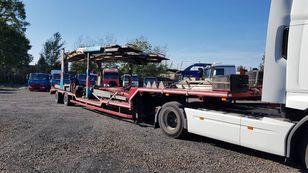 CARNEHL Special platform low bed semi-trailer