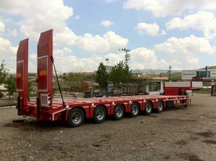 new CEYLAN 6 AXLES LOWBED low bed semi-trailer