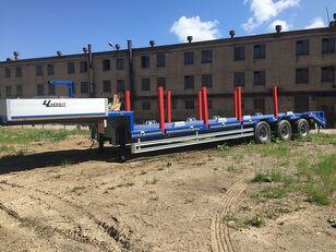 new CHMZAP 99064-081-ККТГ low bed semi-trailer