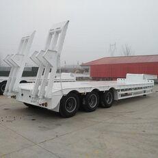 CIMC  30T-70T-100T low bed semi-trailer