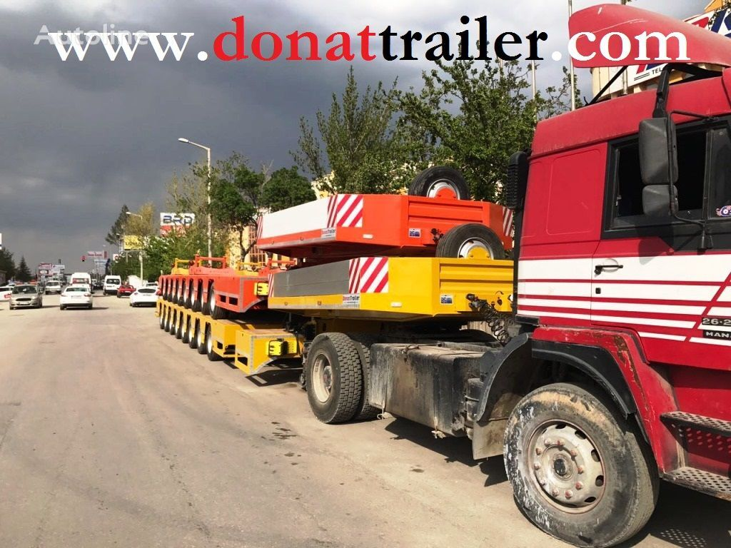Low Bed Trailer For Sale In Dubai