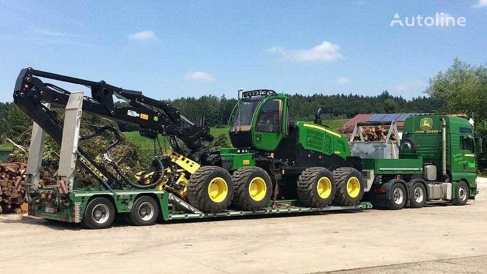 EBERT TLS 43 ATV / Tele low bed semi-trailer