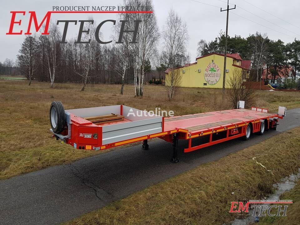 new EMTECH 2.NNP-S low bed semi-trailer