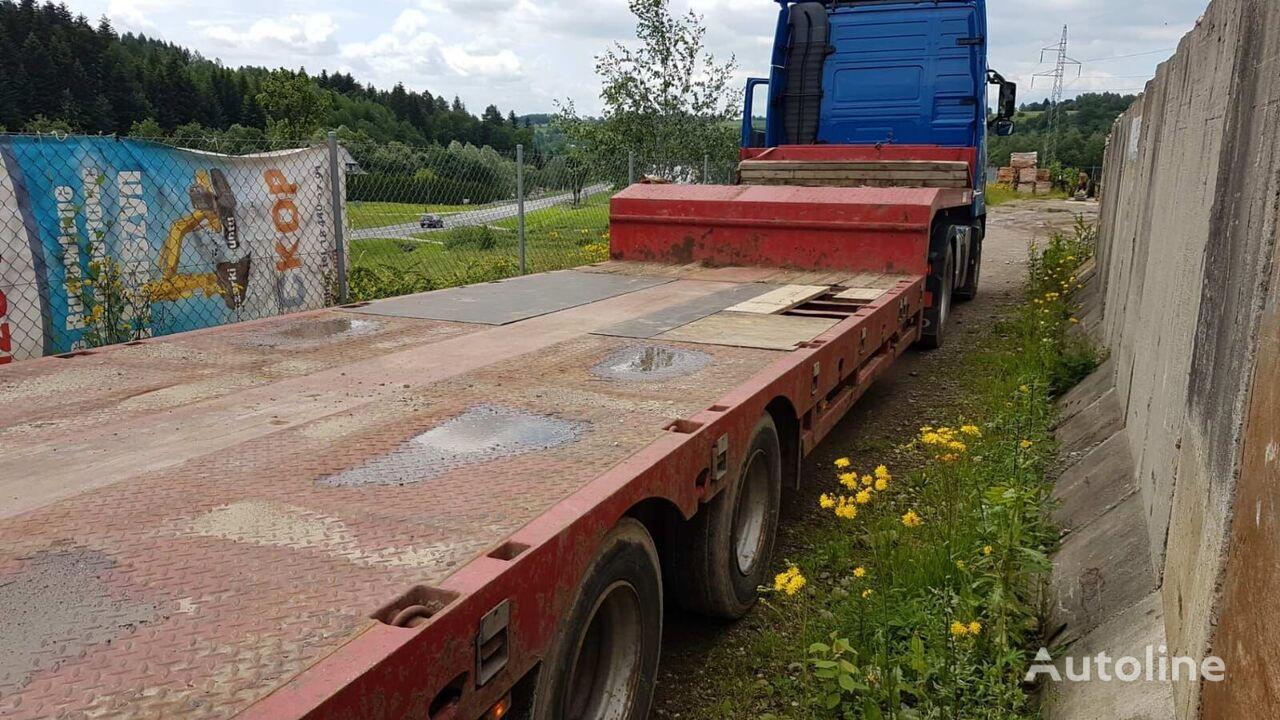 ES-GE 3SOU low bed semi-trailer