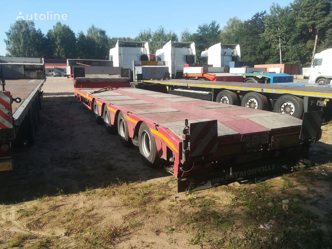 FAYMONVILLE Multi-N-4L low bed semi-trailer