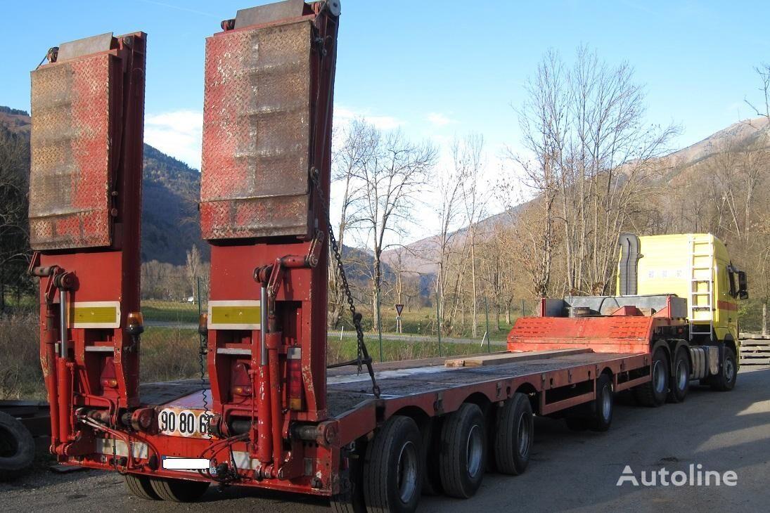 FAYMONVILLE Non spécifié low bed semi-trailer