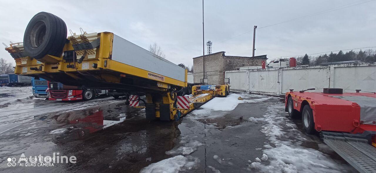 FAYMONVILLE STBZ-2VA-03 low bed semi-trailer