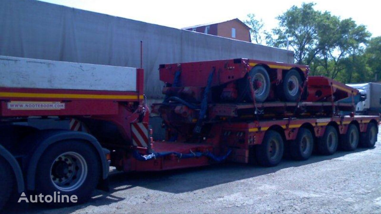 FAYMONVILLE Variomax  low bed semi-trailer
