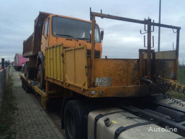 FRãHAUF TIEFLADER low bed semi-trailer