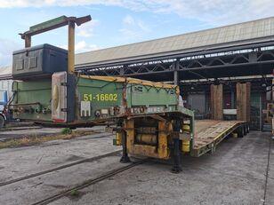 GOLDHOFER STZ-7LS4-36/80 low bed semi-trailer