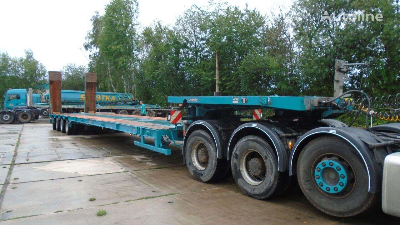 GOLDHOFER STZ L4 41/80  AA  low bed semi-trailer