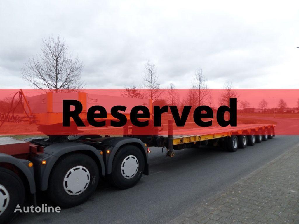 GOLDHOFER Semi-Trailer STZ-L6 65/62 low bed semi-trailer