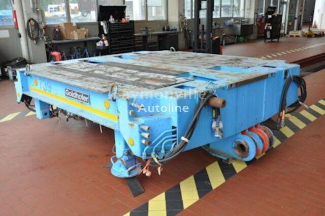 GOLDHOFER Zwischentisch THP-L low bed semi-trailer