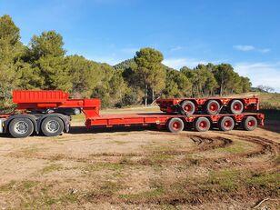 GONTRAILER G-734 low bed semi-trailer