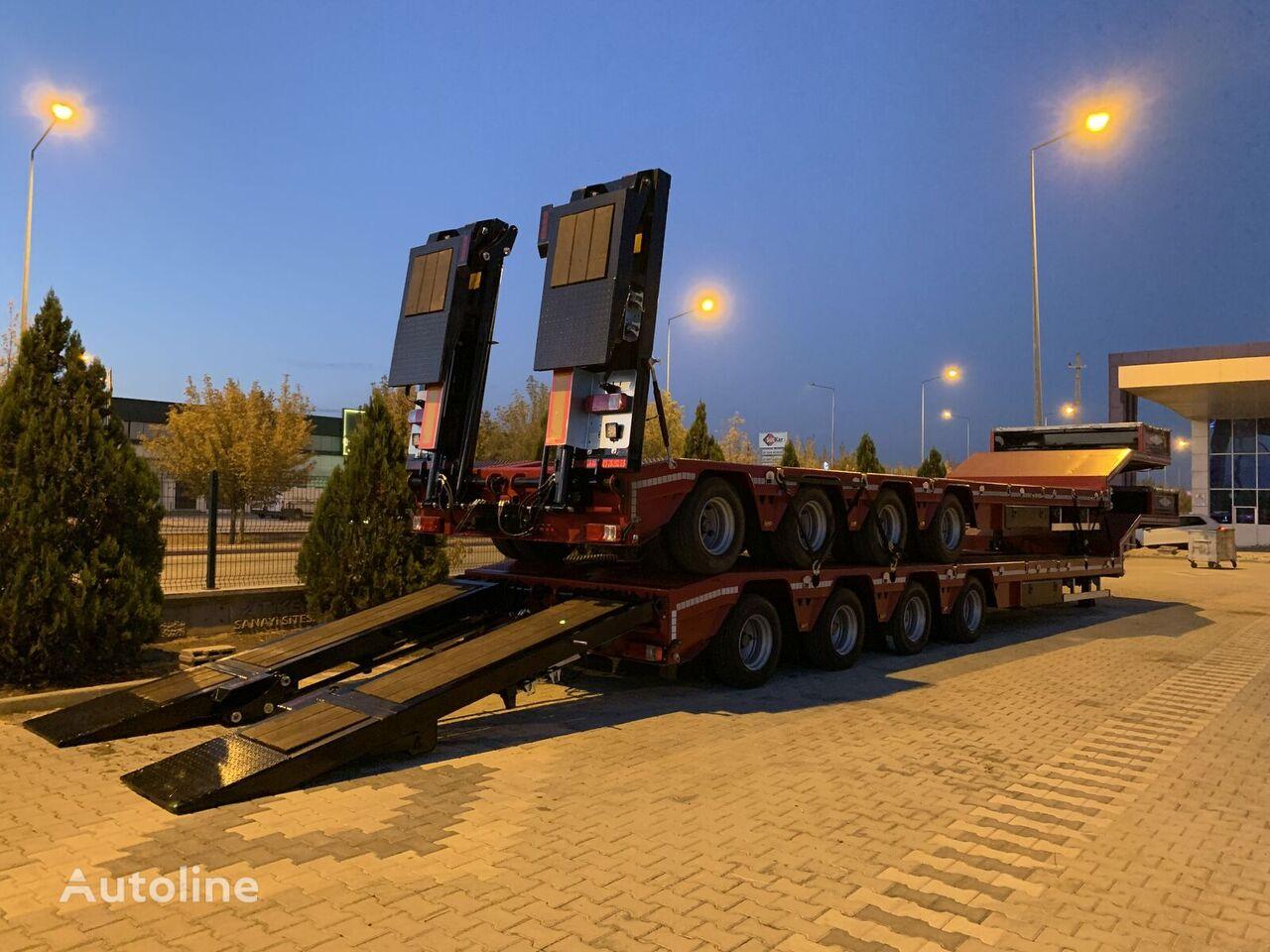 new GVN TRAILER GVN TRAILER 3 AXLE LOWBED 2021 MODEL ( MANUFACTURER) low bed semi-trailer