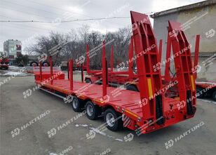 new HARTUNG 9433.731 low bed semi-trailer