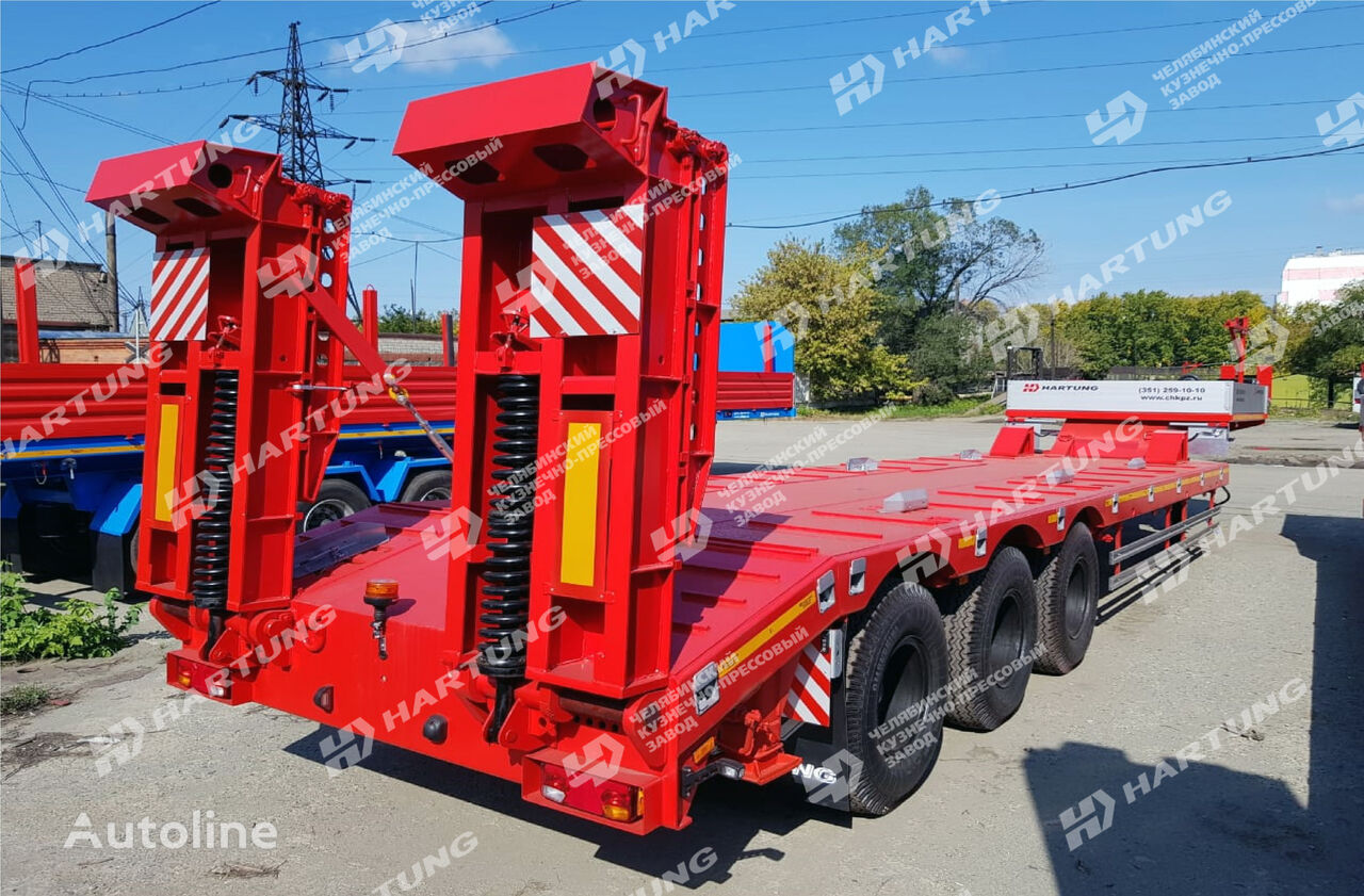 new HARTUNG 94335.147 low bed semi-trailer