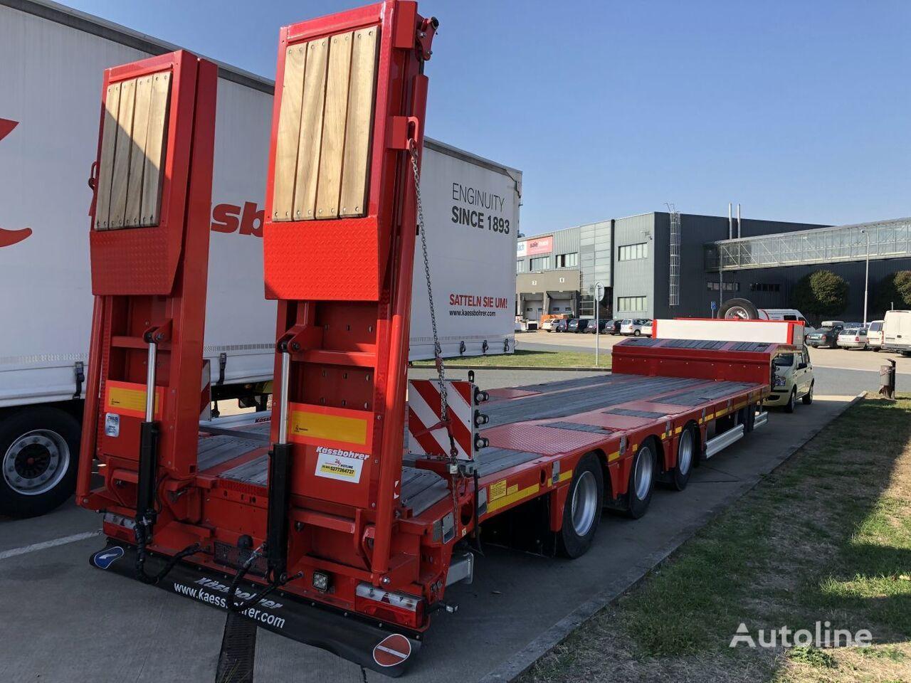 new KASSBOHRER K.SLS:L3 low bed semi-trailer