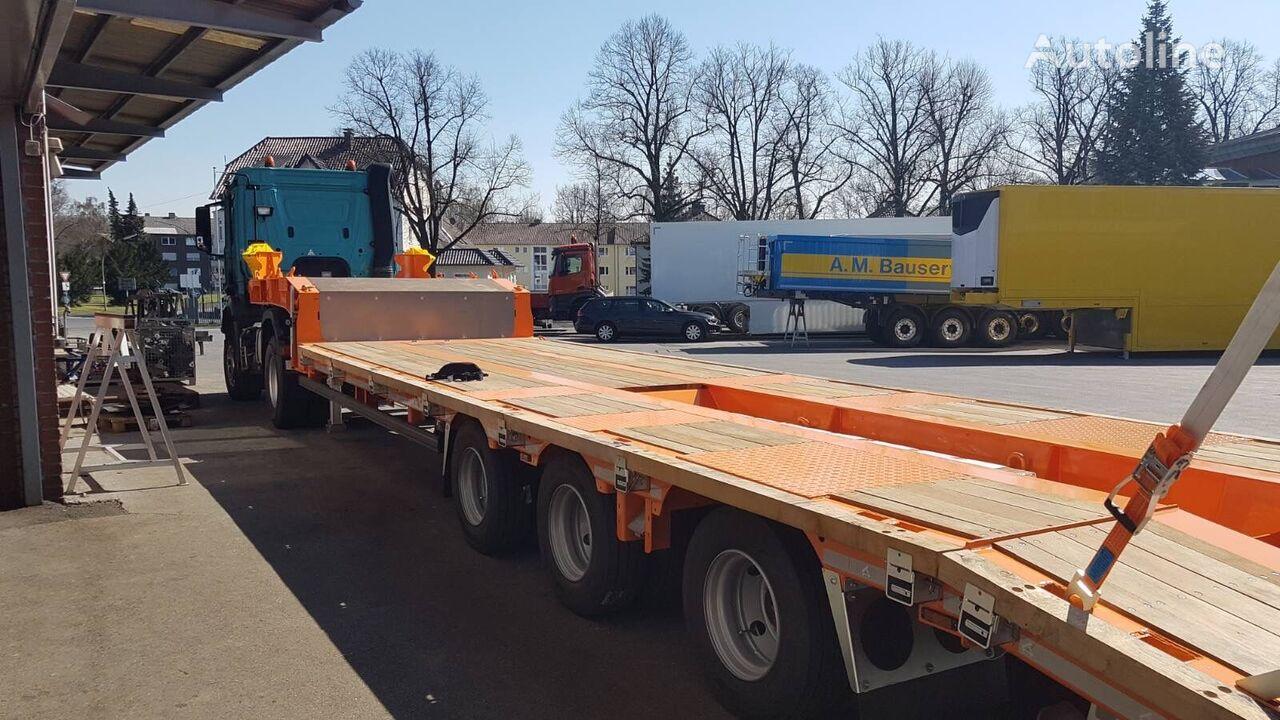 new LANGENDORF SATÜ 30-9,5 low bed semi-trailer