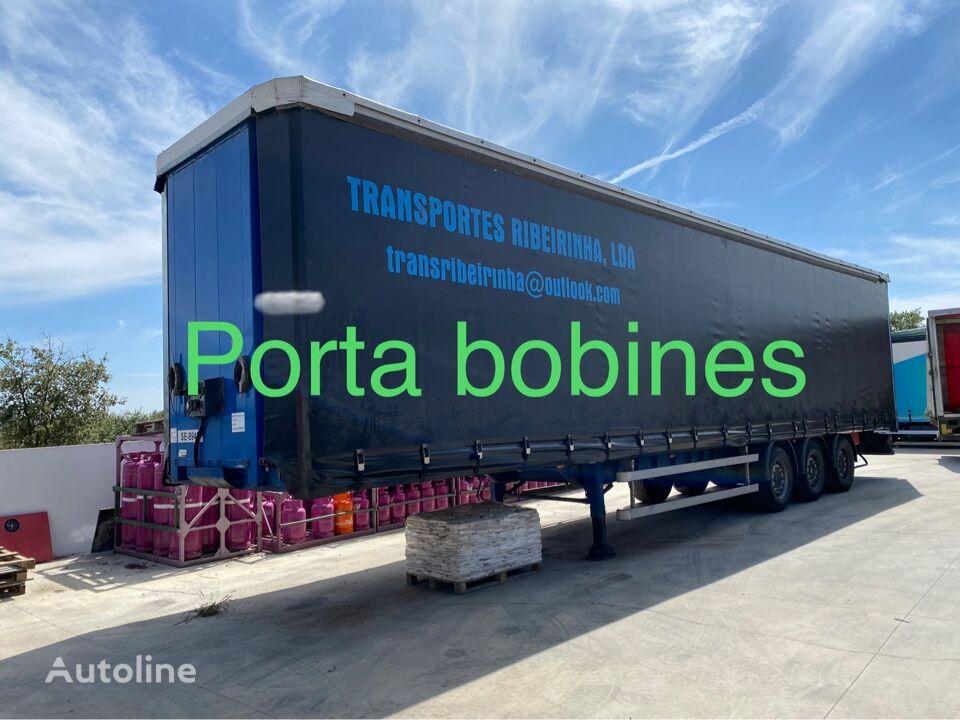 LECI TRAILER low bed semi-trailer