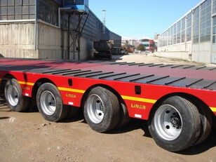 new LIDER 2021 MODELS YEAR NEW LOWBED TRAILER FOR SALE low bed semi-trailer