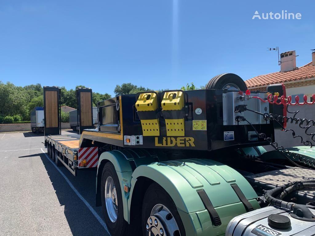new LIDER trailer Non Spécifié low bed semi-trailer