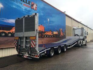 new MAX Trailer 100-N-3BA-9.30-U low bed semi-trailer