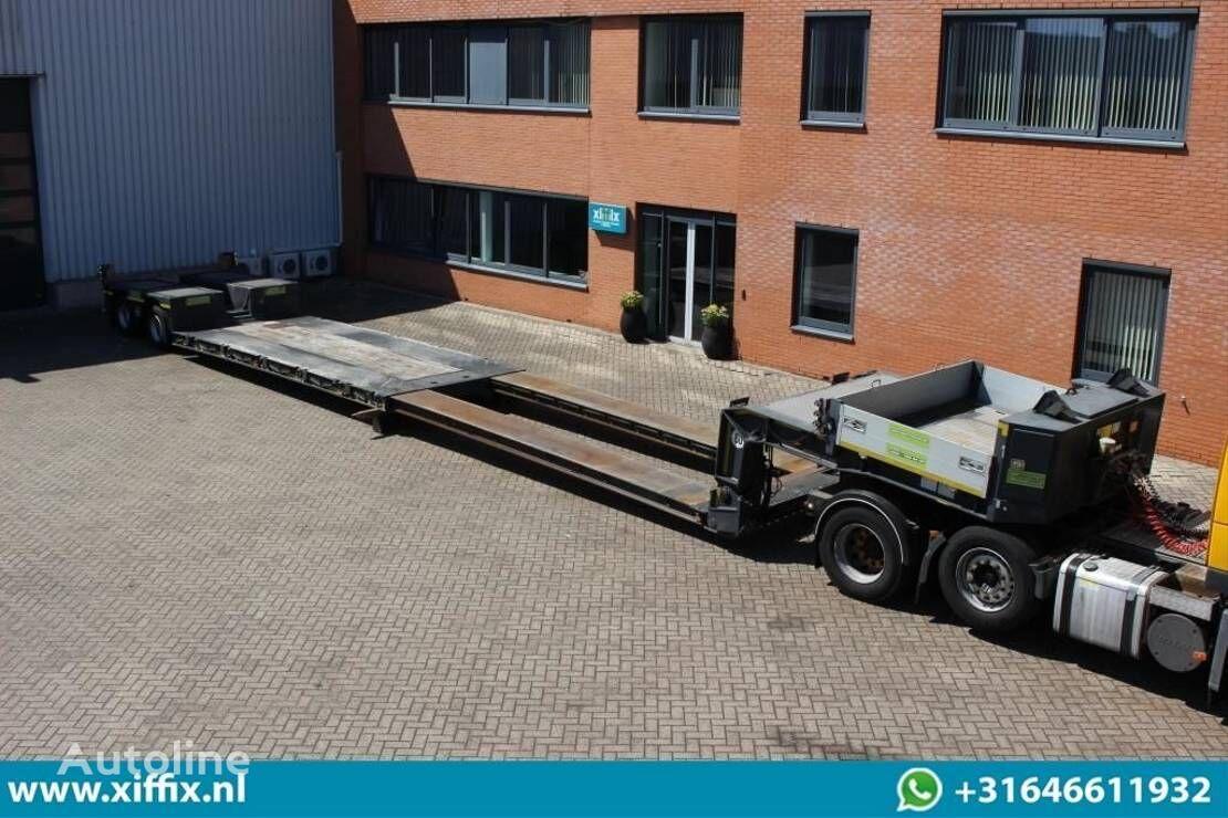 MEUSBURGER low bed semi-trailer