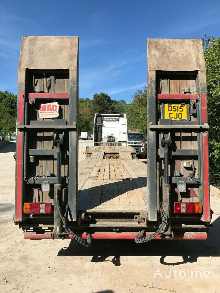 McCAULEY low bed semi-trailer