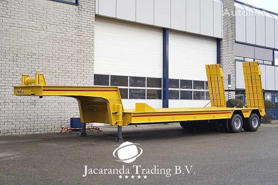 NICOLAS STA 45 low bed semi-trailer