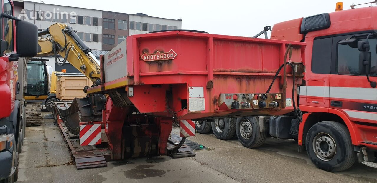 NOOTEBOOM EURO 68-04V low bed semi-trailer