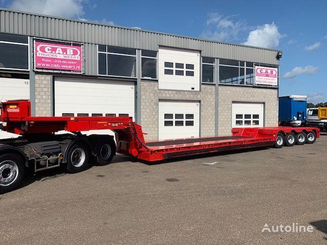 NOOTEBOOM EURO-83-04 low bed semi-trailer