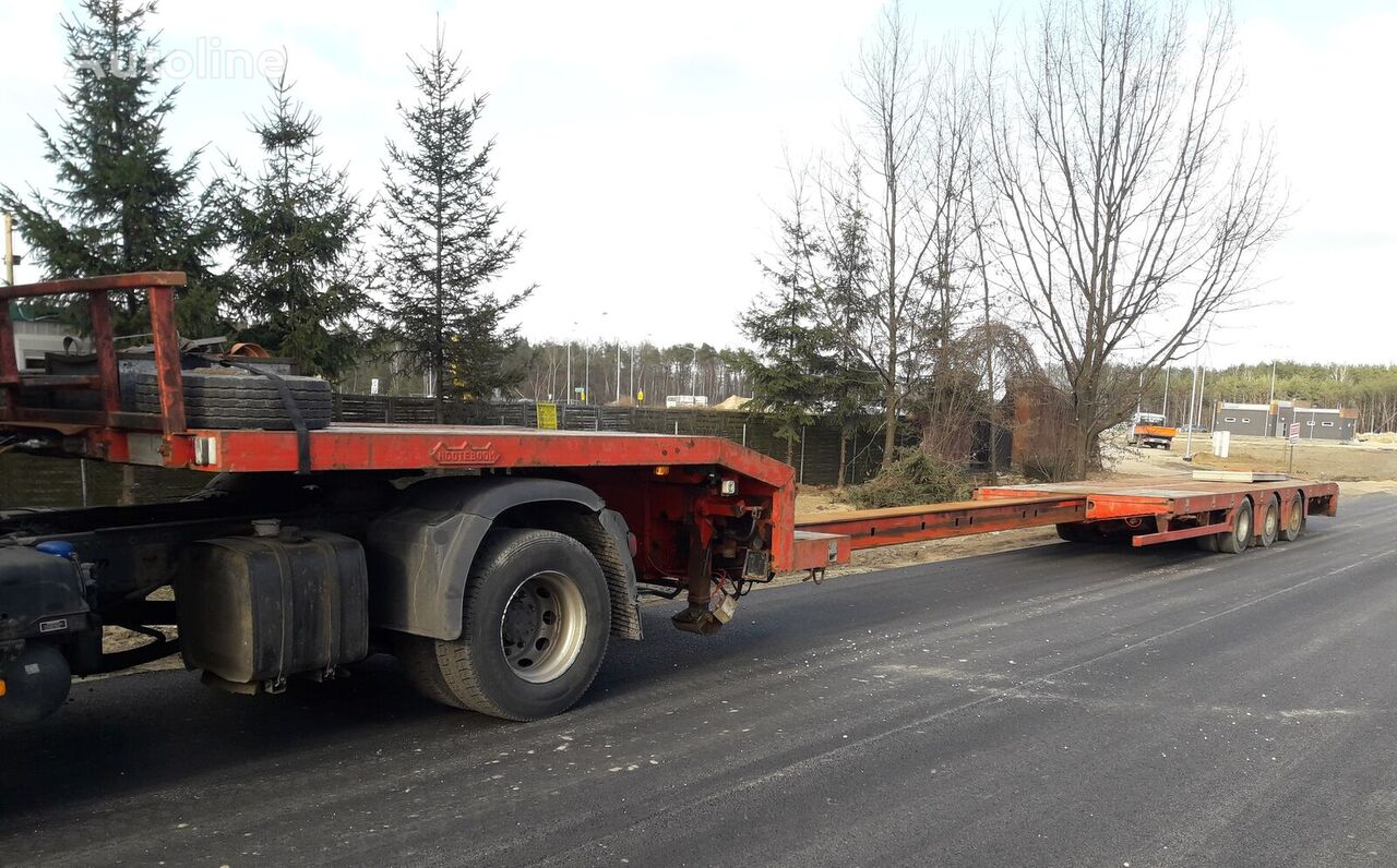 NOOTEBOOM MCO 48 03V/L low bed semi-trailer