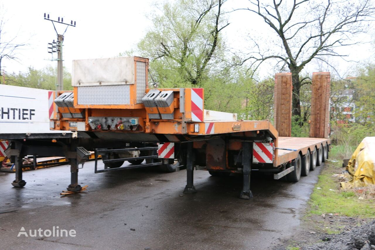 NOOTEBOOM MCO 75-05V low bed semi-trailer