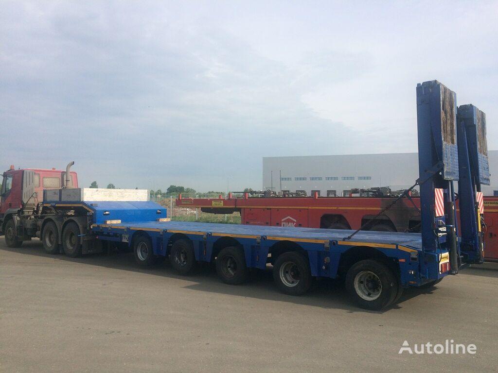 NOOTEBOOM MCO 85 low bed semi-trailer